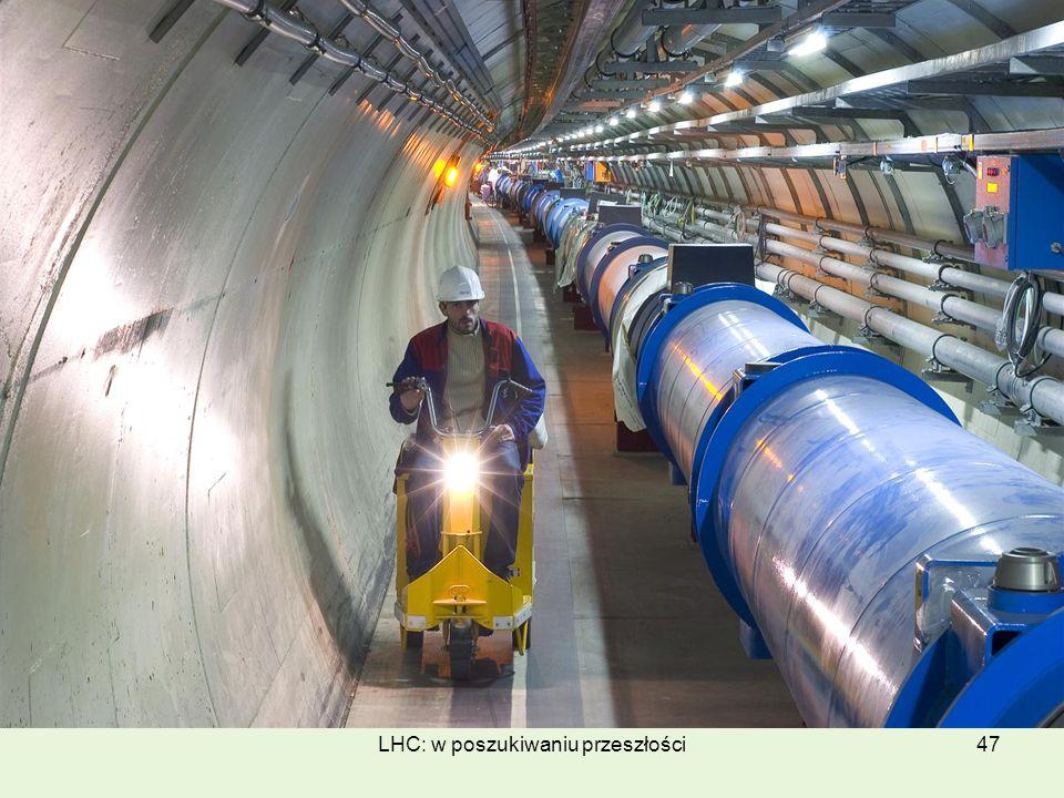 LHC: w poszukiwaniu przeszłości47