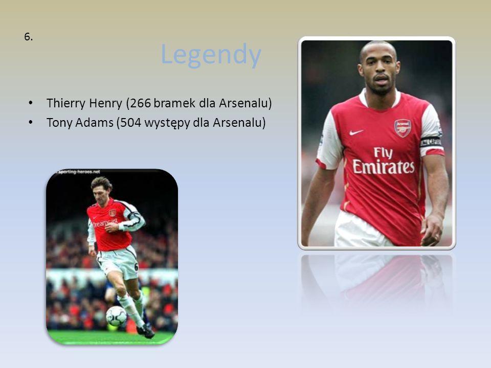 Trenerem Arsenalu jest Francuz Arsene Wenger, Jest najbardziej utytułowanym, a także najdłużej pracującym. menadżerem w historii klubu 5.