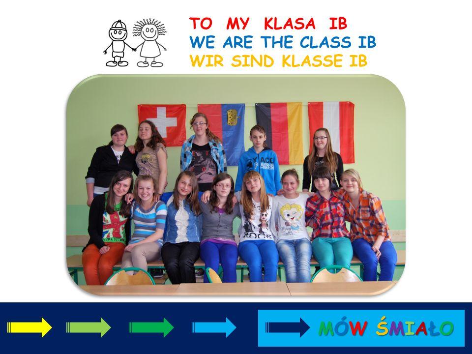 MÓW ŚMIAŁOMÓW ŚMIAŁOMÓW ŚMIAŁOMÓW ŚMIAŁO Projekt edukacji językowej Miasteczko językowe
