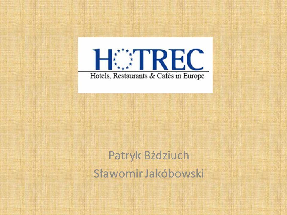 HOTREC Confederation of National Hotel and Restaurant Associations in European Community (Konfederacja Krajowych Stowarzyszeń Hoteli i Restauracji we Wspólnocie Europejskiej)