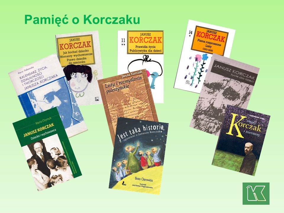 Pamięć o Korczaku