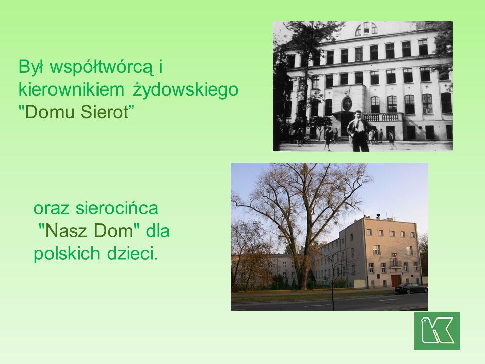 Janusz Korczak nowatorski system wychowawczy zastosował we własnej praktyce wychowawczej w Domu Sierot, w Naszym Domu i na koloniach letnich.