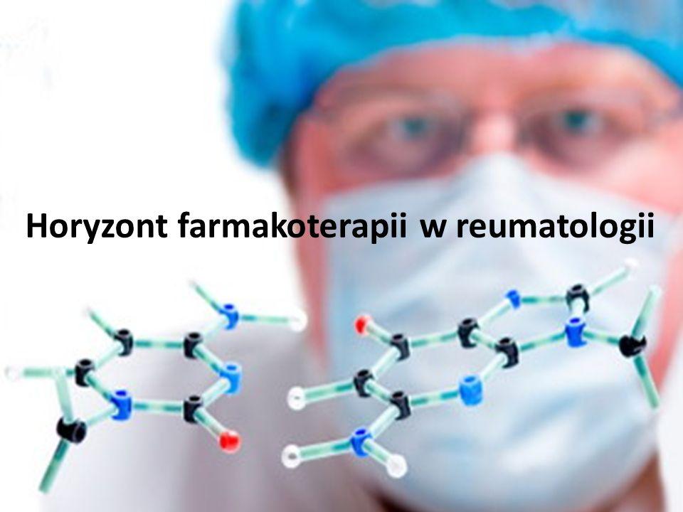Horyzont farmakoterapii w reumatologii