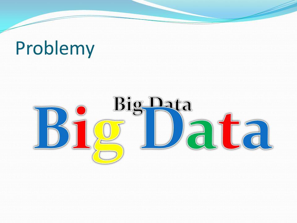 MapReduce - Założenia Automatyczna dystrybucja danych programista tylko definiuje w jaki sposób odczytywać dane (np.