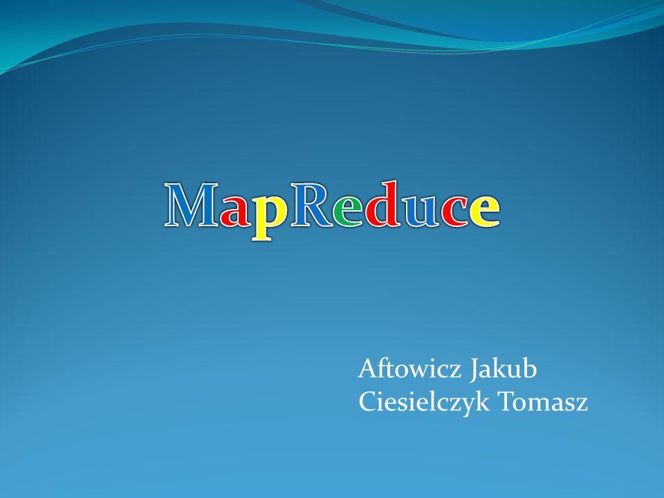 Ciekawostki i zalecenia Combiner Kierowanie danych w paczkach do Reducerów Z reguły powiela kod Reducera Potrafi znacząco przyspieszyć rozwiązywani niektórych problemów MapReduce Np.