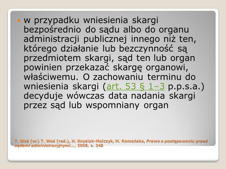 T.Woś (w:) T. Woś (red.), H. Knysiak-Molczyk, M.