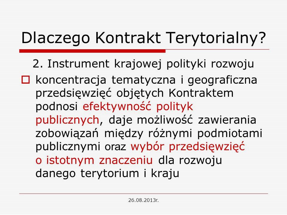 Dlaczego Kontrakt Terytorialny.2.