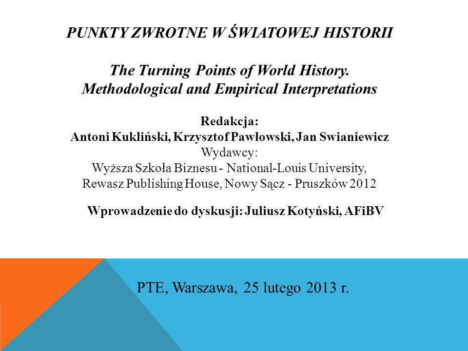 PTE, Warszawa, 25 lutego 2013 r.