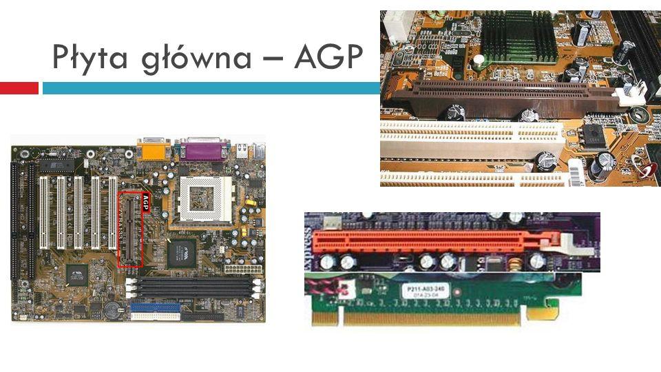 Płyta główna – AGP
