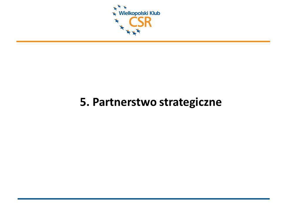 5. Partnerstwo strategiczne