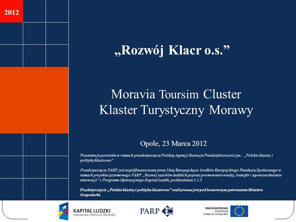 2011 Rozwój Klacr o.s.