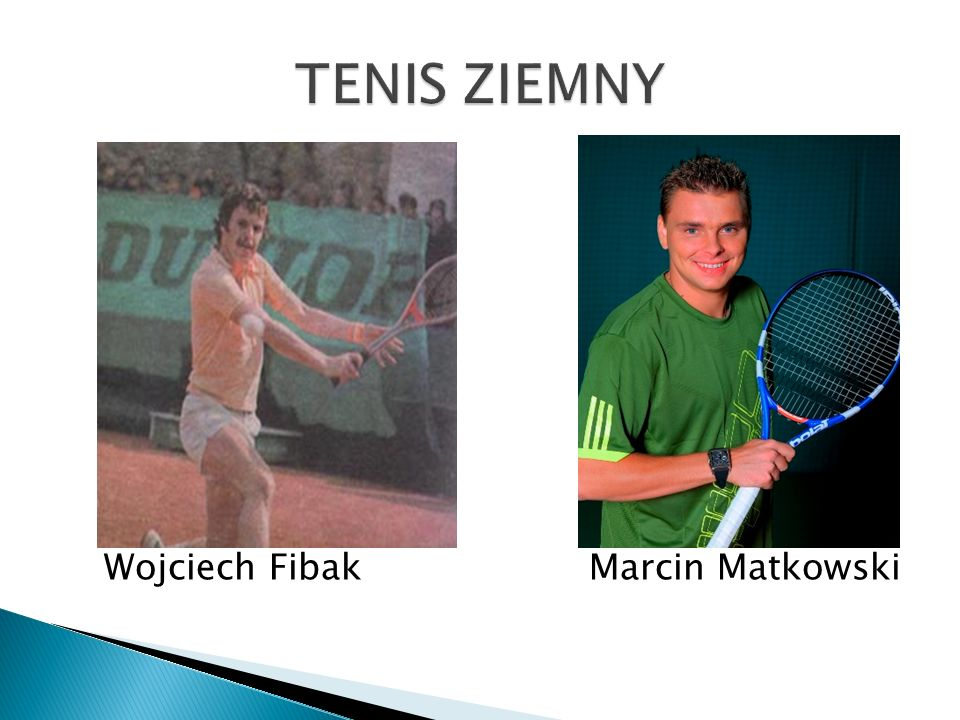 Wojciech Fibak Marcin Matkowski