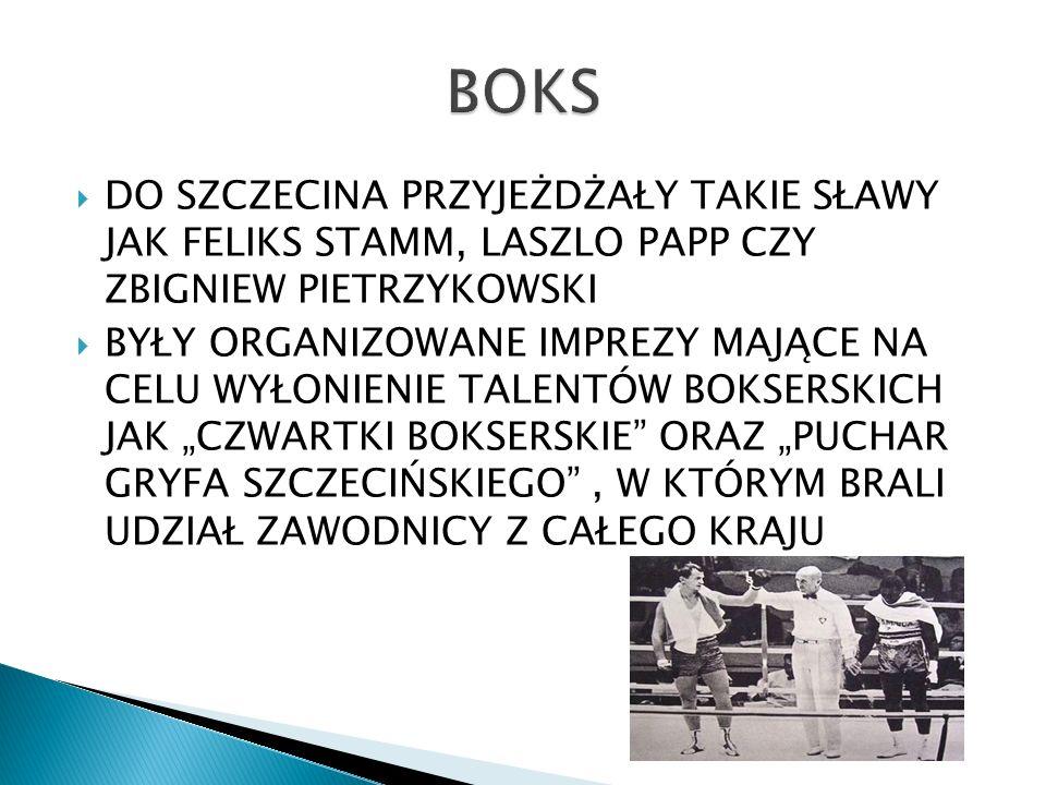 Akademicki Klub Karate Shogun Szczecin jest jednym z najstarszych w Polsce organizatorem nauki karate.