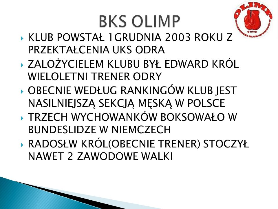 Klub Karate Kamikaze powstał w roku 1993 z inicjatywy ówczesnego Wicemistrza Świata a późniejszego Mistrza Świata i najlepszego sportowca województwa szczecińskiego roku 1995 - Marka Kiełbasy.