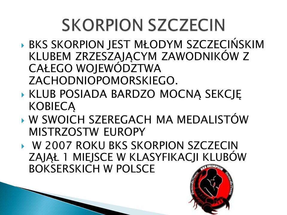 Klub Sportowy Arkonia został założony w 1945 roku, będąc wówczas siedzibą władz wojewódzkich.