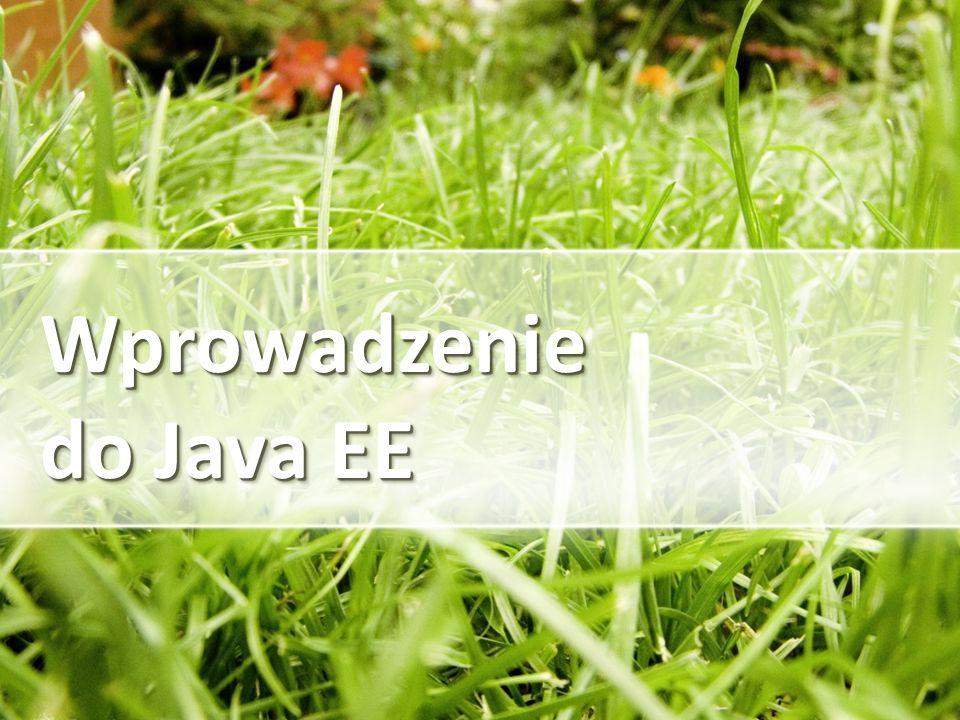 Wprowadzenie do Java EE