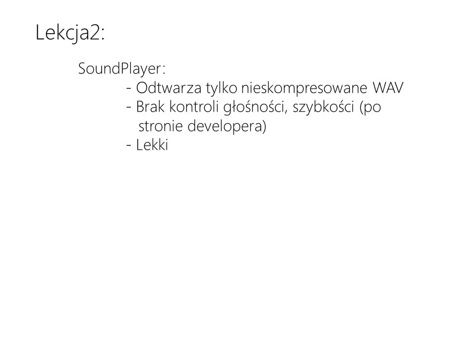 Download the latest version at http://toolbox/Win8ppthttp://toolbox/Win8ppt This message wont show up when youre presenting SoundPlayer: - Odtwarza ty