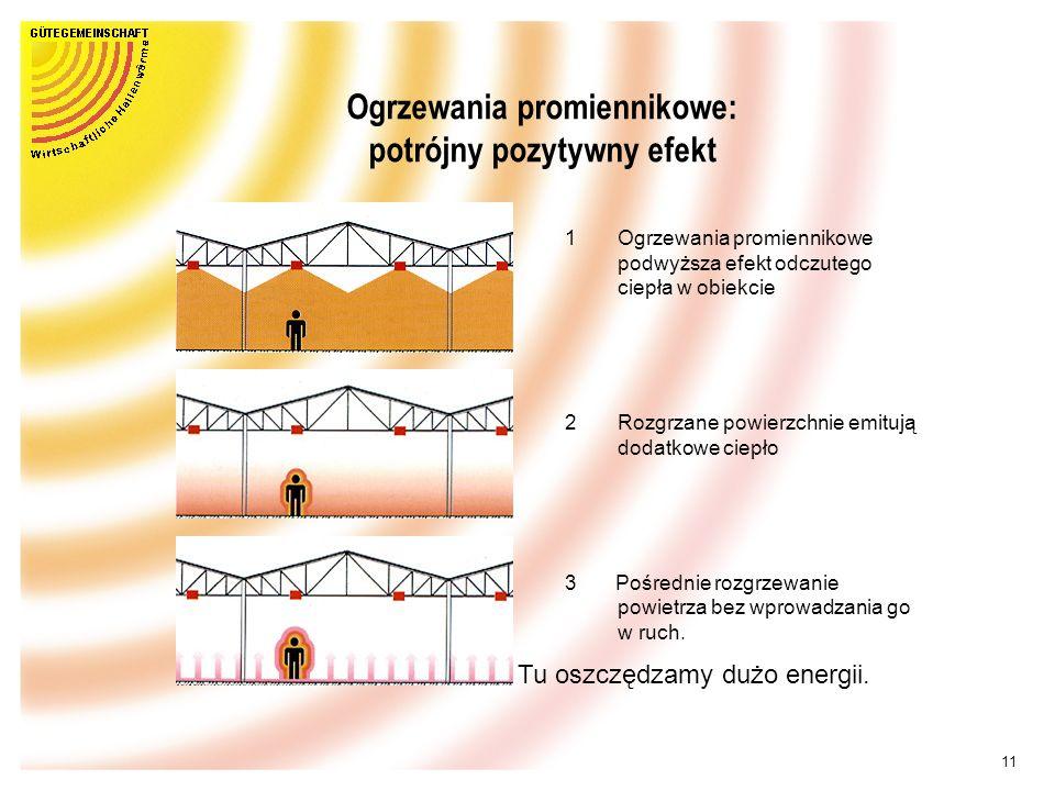 10 Potencjał oszczędności zdecentralizowanych systemów ogrzewania promiennikowego. Inne (np. dopasowania czasów grzania do czasu pracy zakładu) Elimin