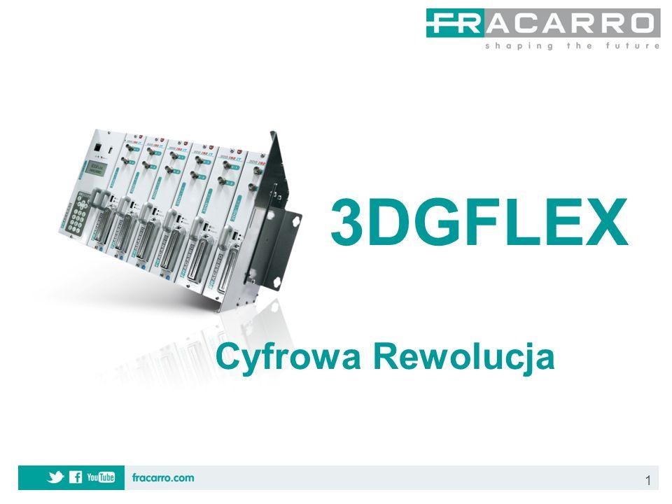 12 Każdy moduł posiada 2 niezależne wejścia DVB-S2 z obsługą DiSEqC 1.0 i zasilaniem konwertera.