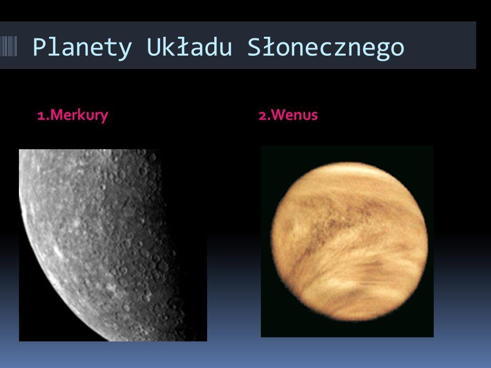 Wspólne cechy najmniejszych planet. -posiadają metaliczne jądro, - wszystkie mają twardą i skalistą skorupę -otoczone są atmosferą. Najmniejsze planet