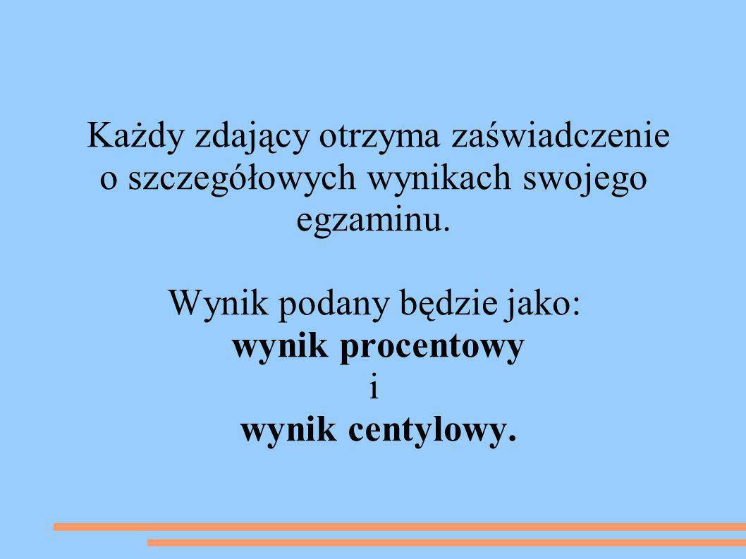 NOWOŚCI EGZAMINACYJNE POZIOM ROZSZERZONY- cd.