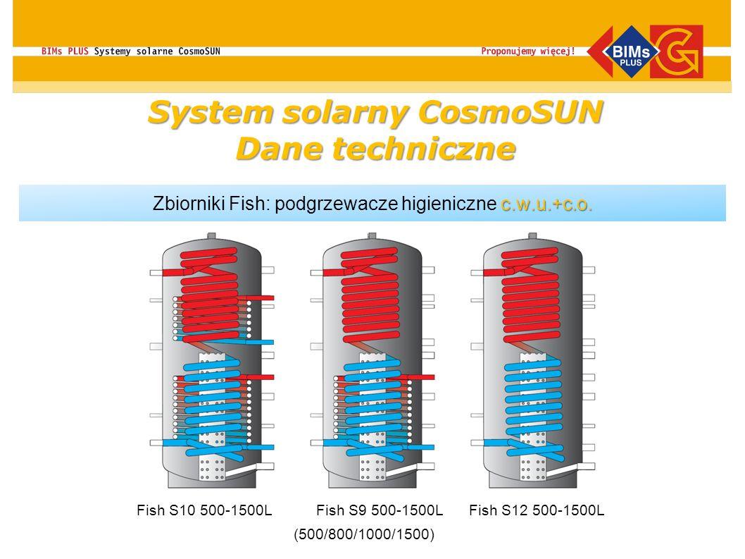 c.w.u.+c.o. Zbiorniki Fish: podgrzewacze higieniczne c.w.u.+c.o. Fish S10 500-1500LFish S9 500-1500LFish S12 500-1500L (500/800/1000/1500) System sola