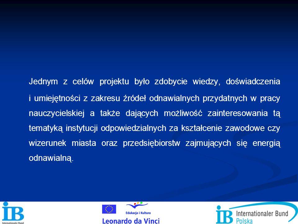 W ramach części praktycznej uczestnicy mogli zapoznać się z następującymi obiektami zlokalizowanymi w Dreźnie i okolicach: 1.