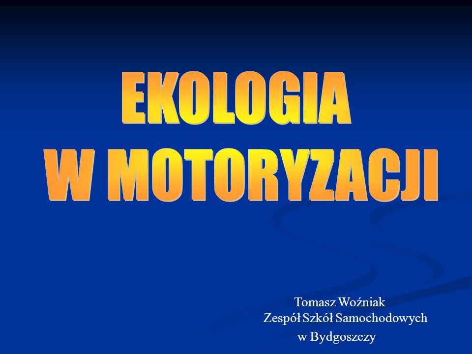 Tomasz Woźniak Zespół Szkół Samochodowych w Bydgoszczy