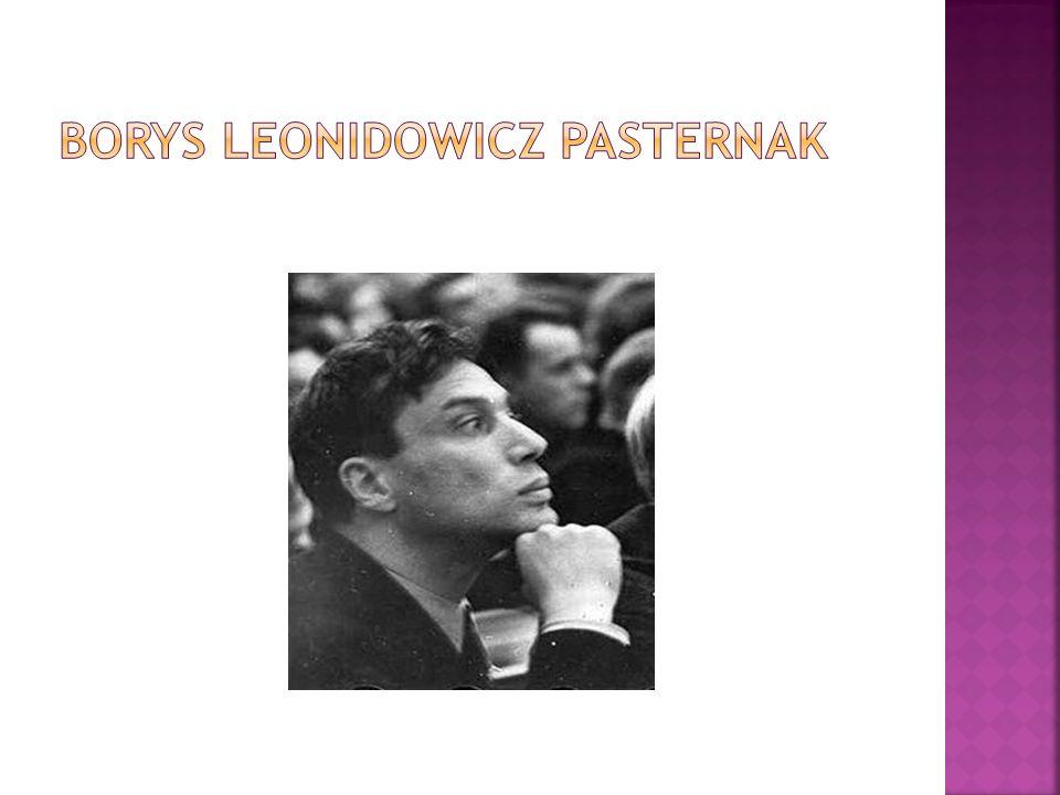 Jego ojciec, Leonid Pasternak, był znanym żydowskim malarzem i profesorem w szkole malarstwa w Moskwie.