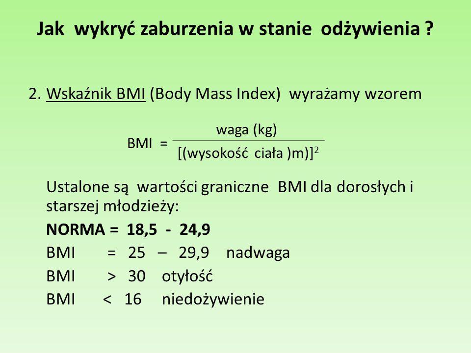 Nadwaga i otyłość Są najczęstszymi zaburzeniami rozwoju występującymi u dzieci i młodzieży.