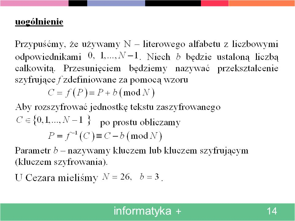 informatyka + 14