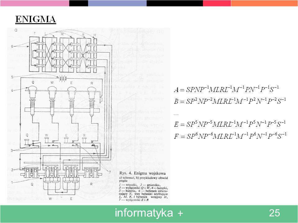 informatyka + 25
