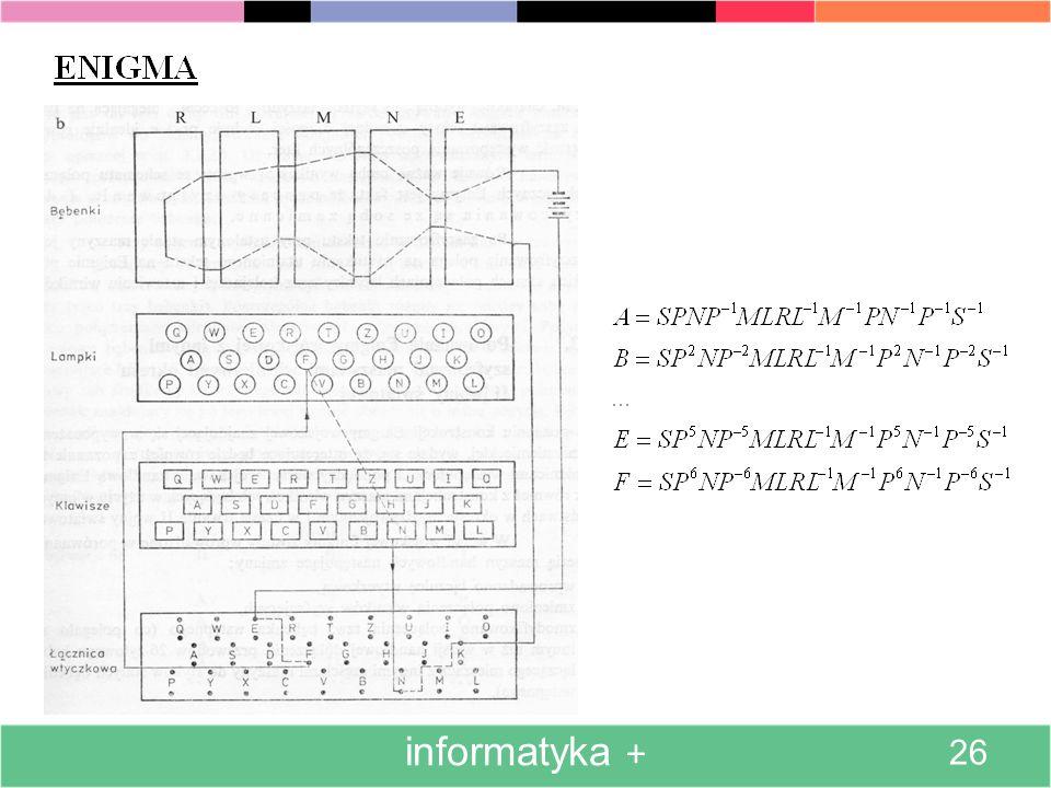informatyka + 26