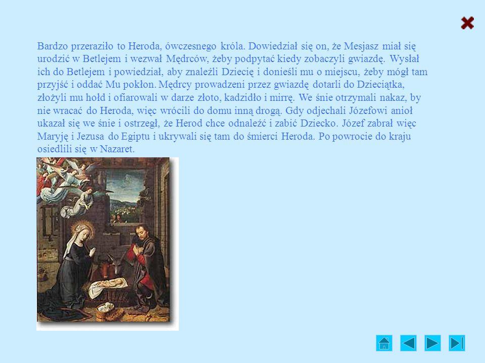 Powiedział Jej też, że Elżbieta też będzie miała dziecko. Maryja odpowiedziała Oto Ja służebnica Pańska, niech Mi się stanie według twego słowa. (Łk.