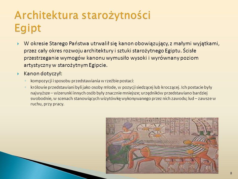 1.Cel projektu 2. Architektura starożytności 3. Sztuka starożytności 4.