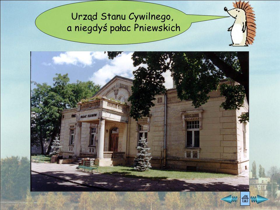 Kamienica Ernstów z początku XXw.- potem Dom Rabina przy ul. Ks. Rembowskiego