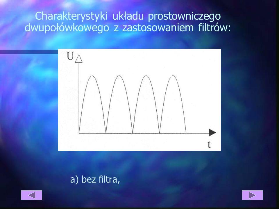 e)cewka i kondensator.
