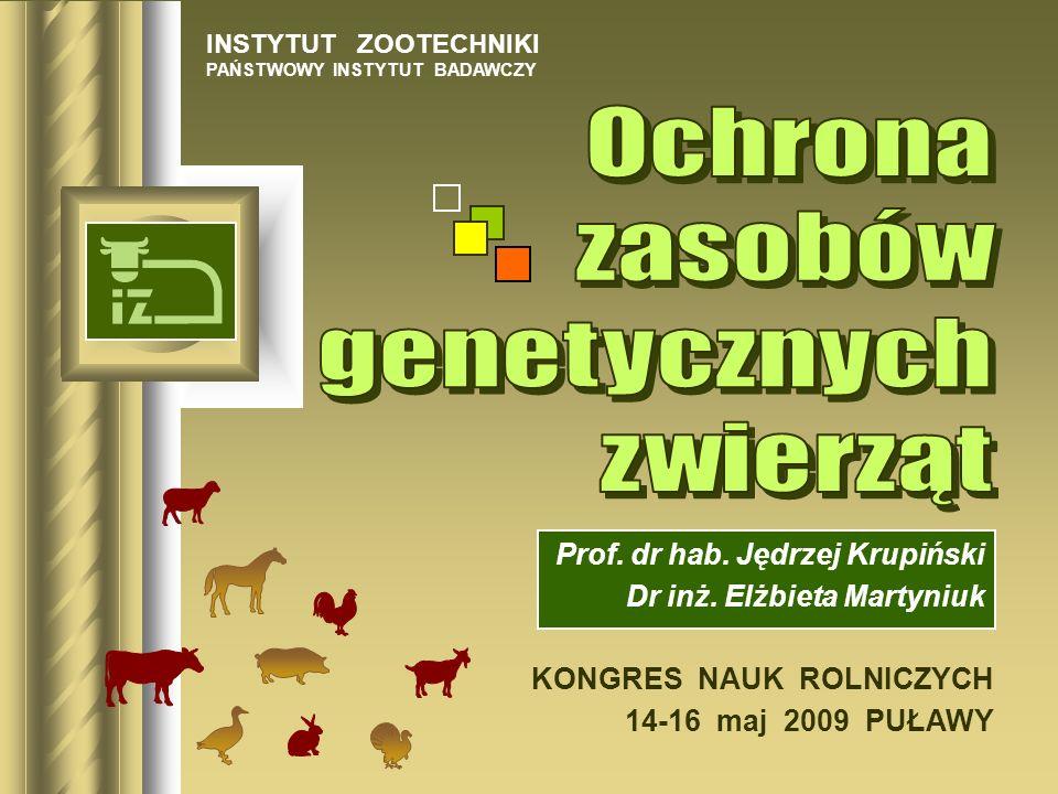 Polska jest prekursorem ochrony gatunkowej.