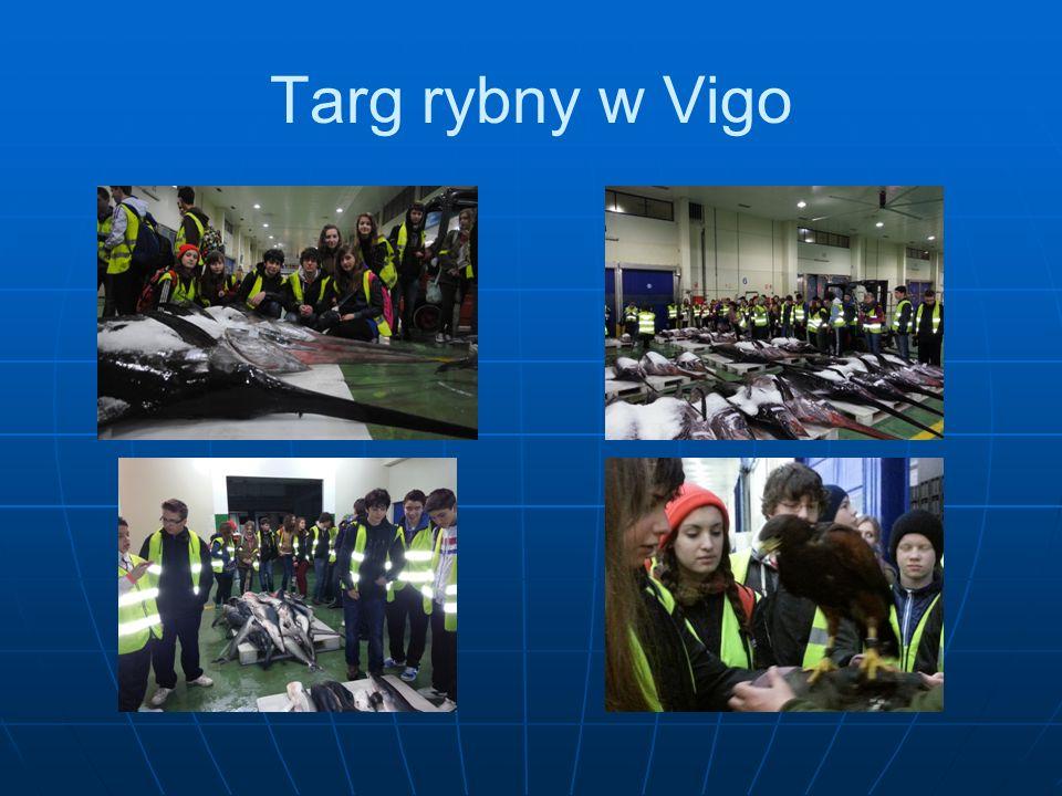 Targ rybny w Vigo