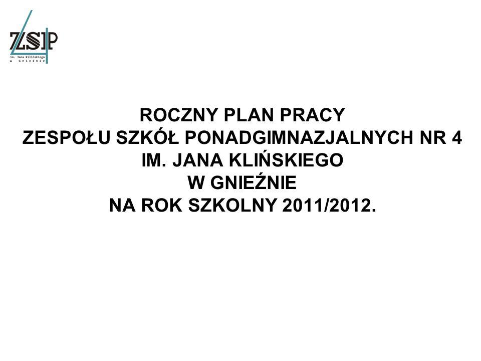 Daty klasyfikacyjnych rad pedagogicznych: klasy maturalne – śródrocze 22.12.2011.