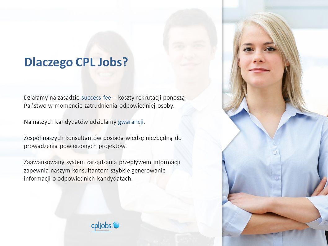 Dlaczego CPL Jobs.