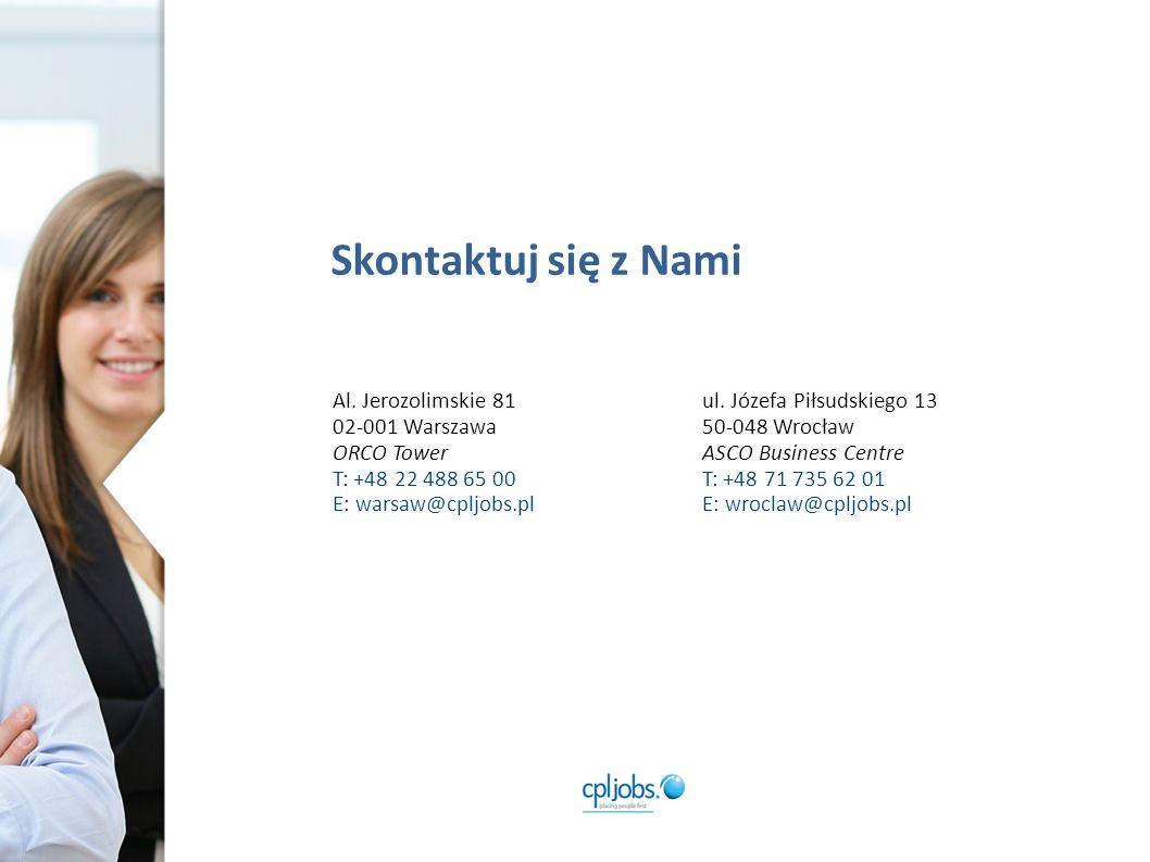 Skontaktuj się z Nami Al.