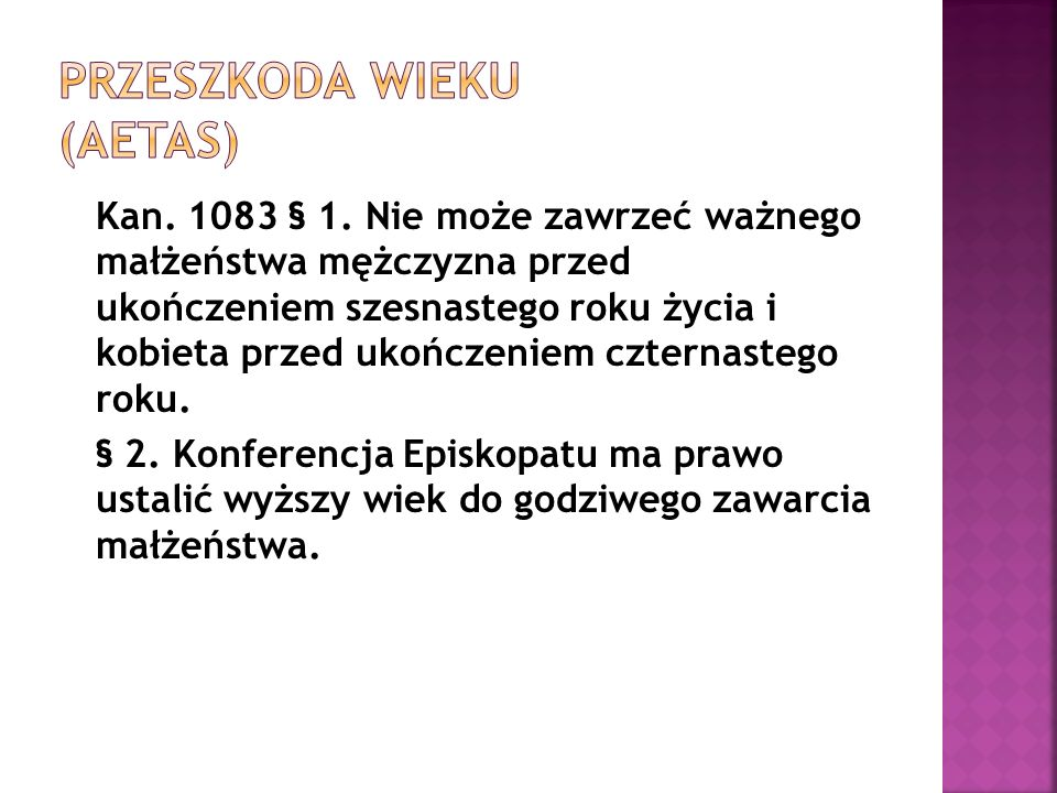 Kan.1101 § 1.