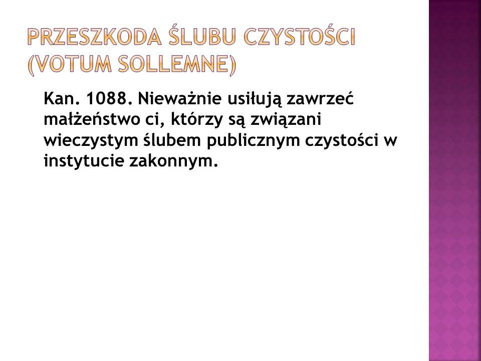 Kan.1096 § 1.