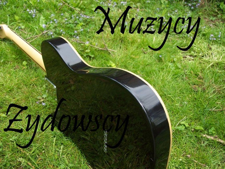 Muzycy Zydowscy