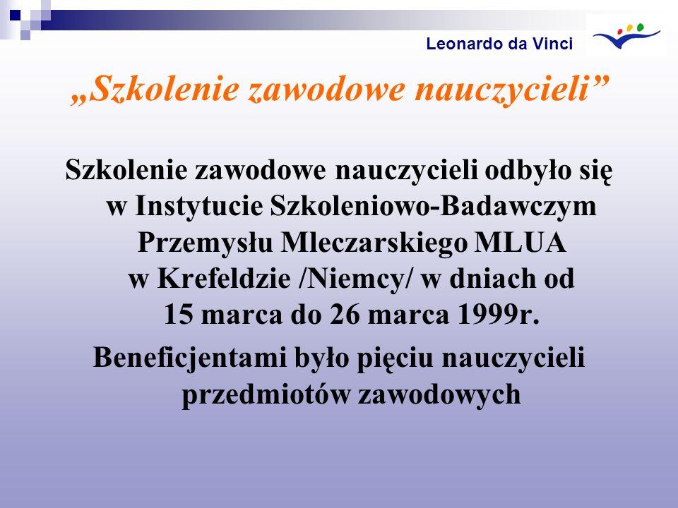 Krefeld: Komisja Badań Sensorycznych - P.Ostrowski, I.