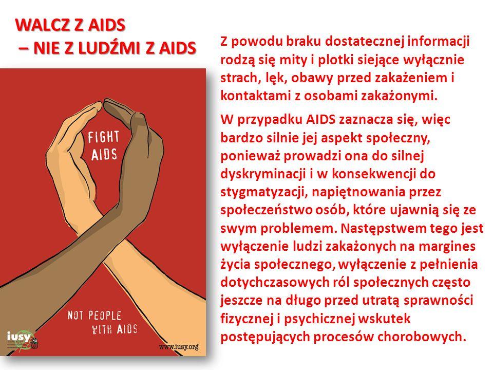 CO TO JEST HIV/AIDS.