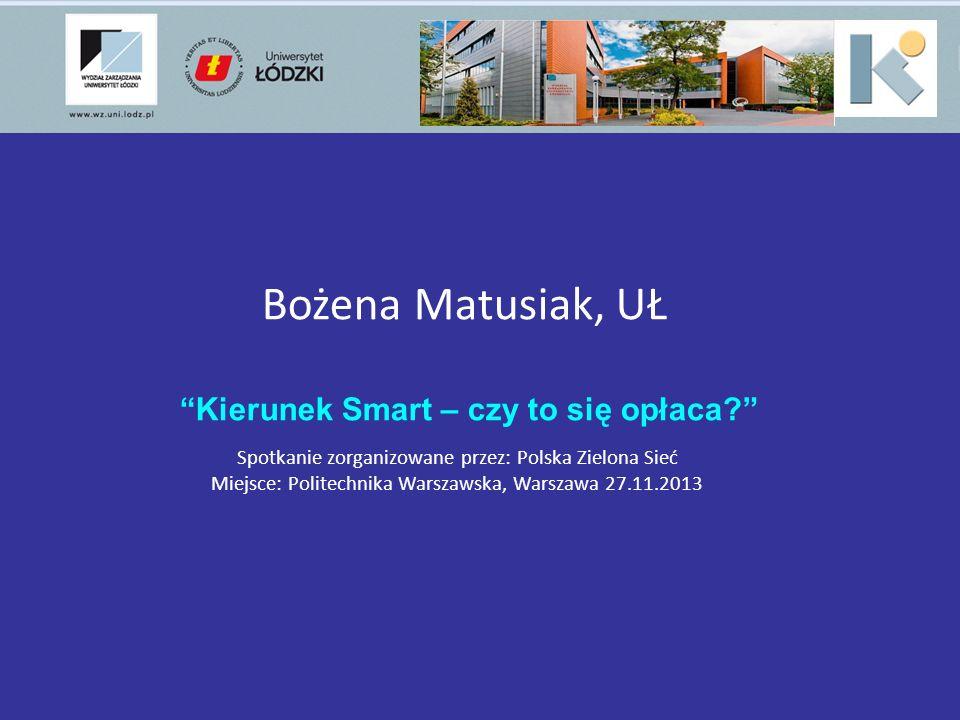 Źródło: Matusiak B.E.; Modele biznesowe na nowym,zintegrowanym rynku energii; wyd.