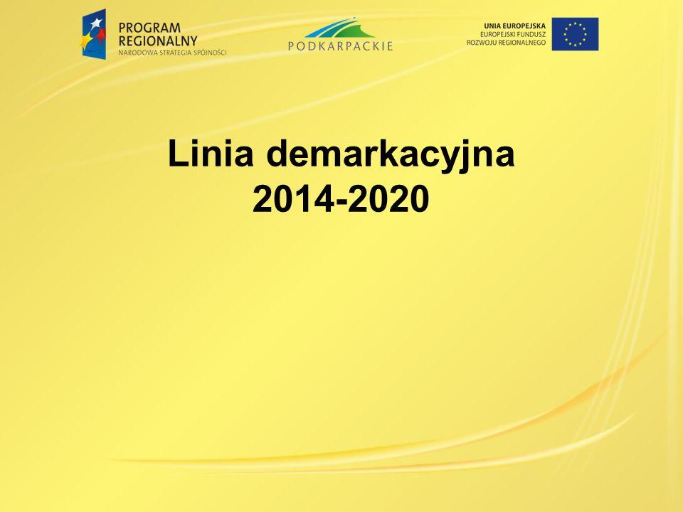 Linia demarkacyjna 2014-2020