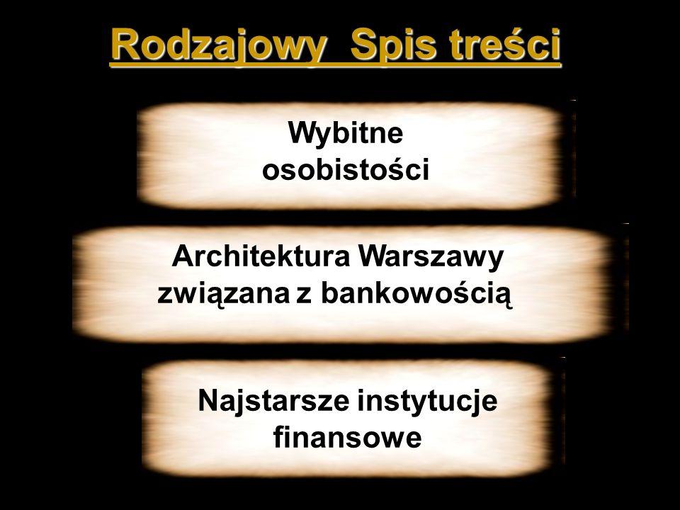 Towarzystwo Kredytowe Ziemskie w Królestwie Polskim TKZ w KP to pierwsza polska instytucja finansowa.